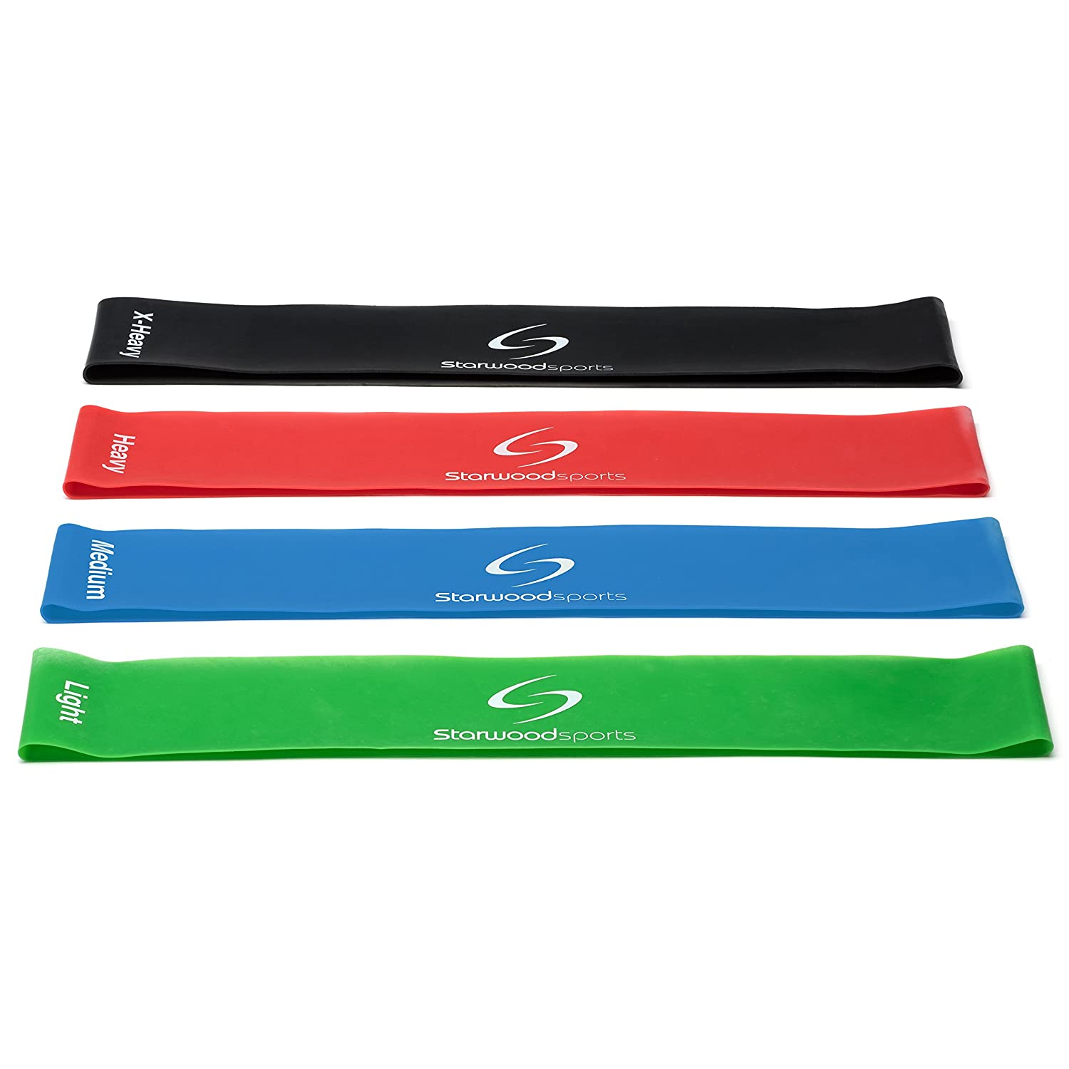 Gen x labs sports amp fitness performance kit 11 week program 4 - Amazon Com Starwood Sports Exercise Resistance Loop Bands Set Of 4 Sports Outdoors