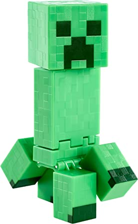 Minecraft Exploding Creeper 5 Figure by Mattel: Amazon.es ...