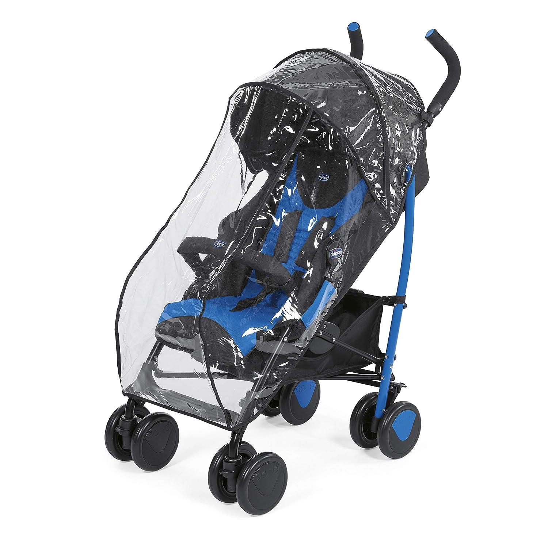 Chicco Echo Silla de paseo, ligera y compacta, soporta hasta 22kg, Azul (Mr. Blue)