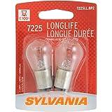 SYLVANIA 7225 Long Life Miniature Bulb (Contains 2 Bulbs)