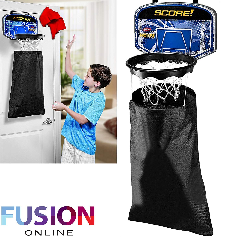 Aro de baloncesto ropa para colgar en puerta Fun Novelty percheros ...