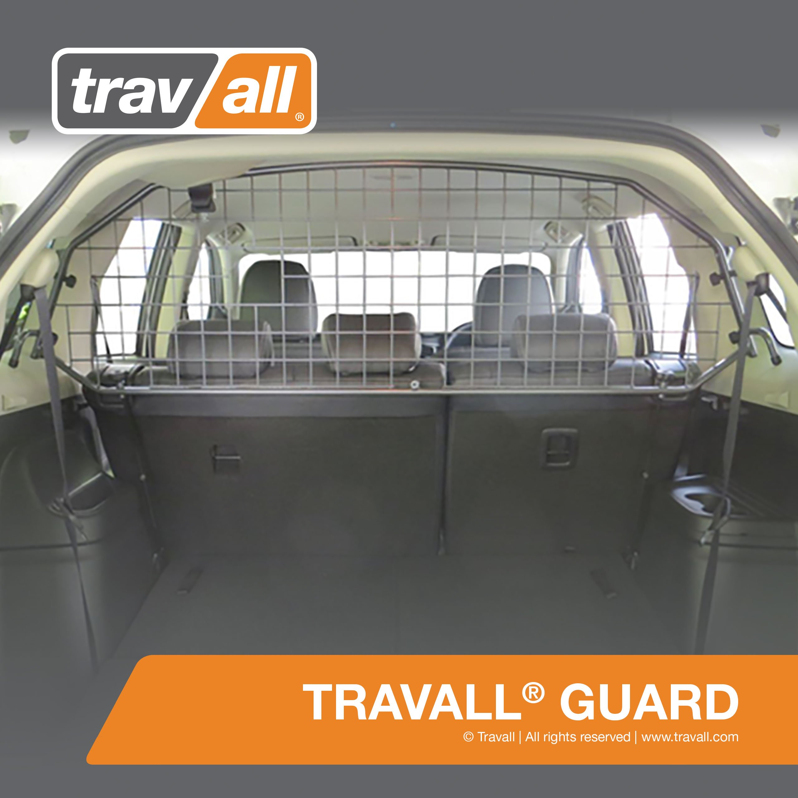 MITSUBISHI Outlander Pet Barrier (2012-Current) - Original Travall Guard TDG1421