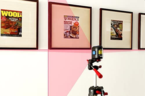 Use a Laser Level For Hanging Pictures