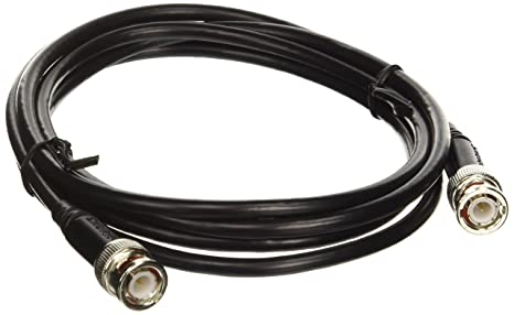 Shure UA806 6-Feet BNC to BNC RG58C/U Type Cable for Remote Antenna