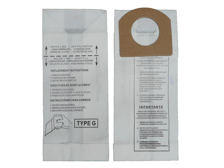 Amazon.com - 9 Royal Dirt Devil Type G Hand Vac Vacuum ...
