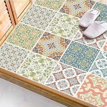 Kuche Schlafzimmer Wohnzimmer Boden Pvc Aufkleber Selbstklebend