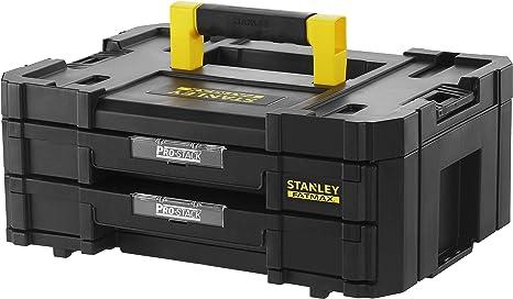 Stanley FMST1-71969 FMST1-71969-Cajonera Doble Pro-STAK IV FatMax: Amazon.es: Bricolaje y herramientas