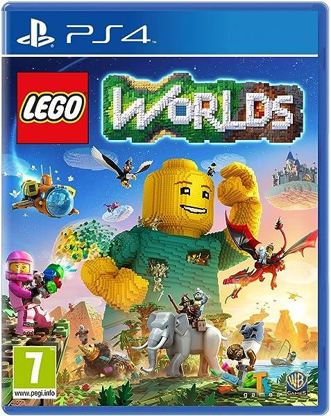Lego Worlds: Amazon.es: Videojuegos