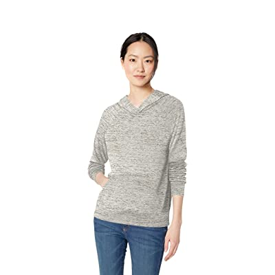 Brand - Daily Ritual Women's Supersoft Terry Popover Sweatshirt: Clothing