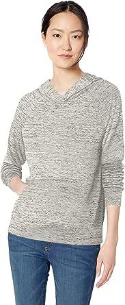 Daily Ritual Amazon Brand Women's Supersoft Terry Popover Sweatshirt