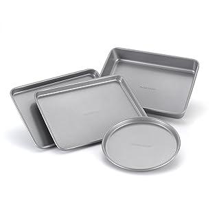 Faberware 57775 Nonstick Bake ware Toaster Oven Set