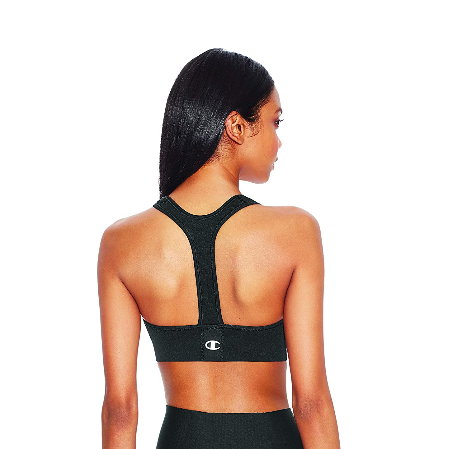 d3026216bf71 Champion Absolute Sports Bra With SmoothTec Band at Amazon Women s Clothing  store