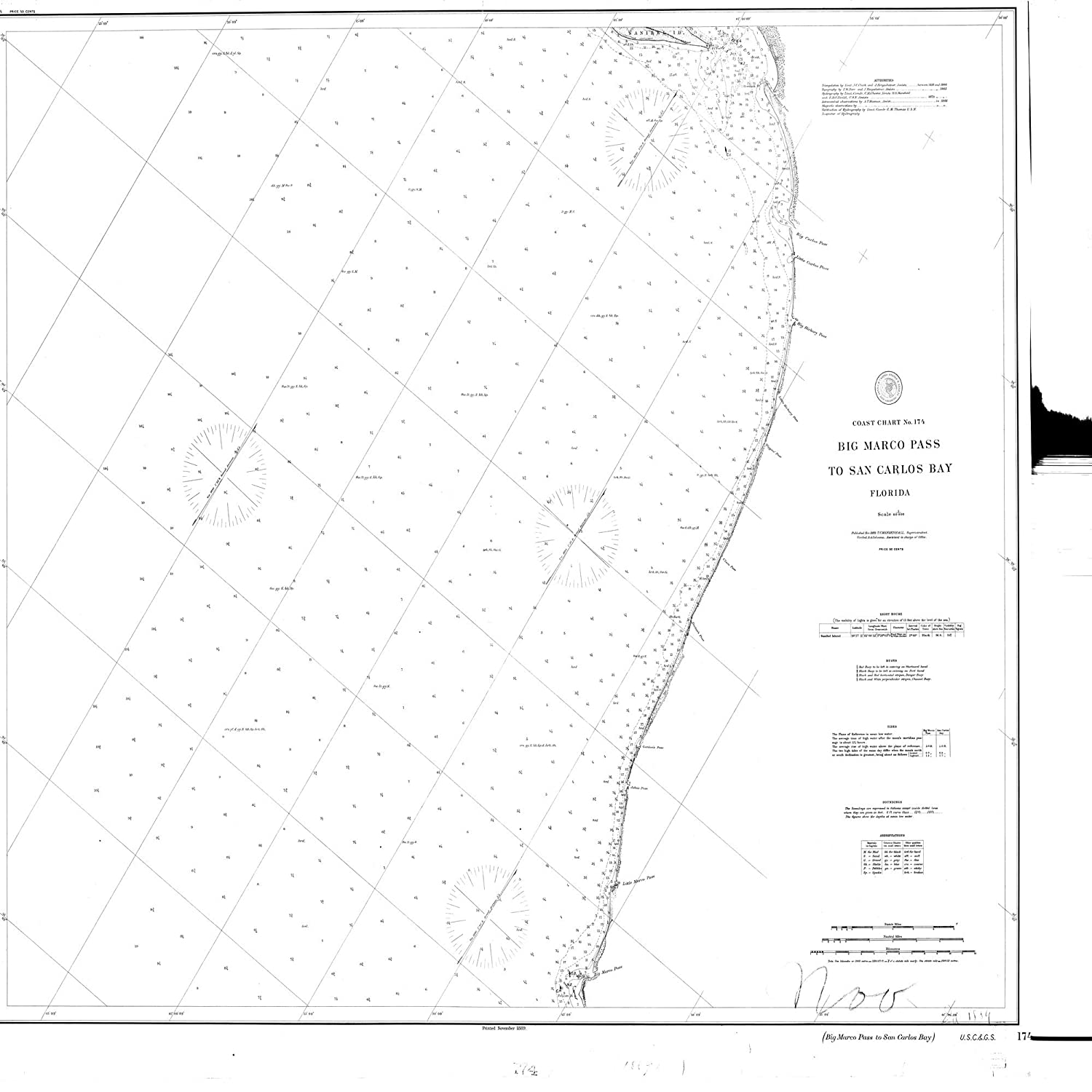 Amazon.com: Vintography 8 x 12 inch 1889 US Old Nautical map ... on biome drawing, 50 states drawing, alabama drawing, arizona drawing, map of asia drawing, united states drawing, earth map drawing, walmart drawing, africa map drawing, michigan drawing, mississippi drawing, bob ross drawing, georgia drawing, wisconsin drawing, big family drawing, europe map drawing, oregon drawing, canada drawing, virginia drawing, russia map drawing,