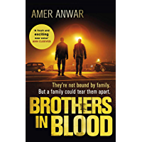 Brothers in Blood: Winner of the Crime Writers'