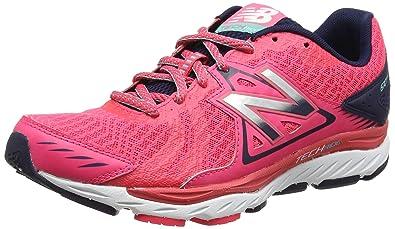 New Balance 670v5, Chaussures de Fitness Femme, Rose (Pink/White), 36.5 EU