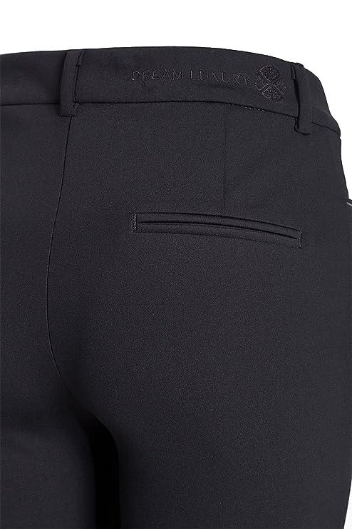 MAC Damen Hose Dream Boot Luxury 5526 schwarz/black 090: Amazon.de:  Bekleidung