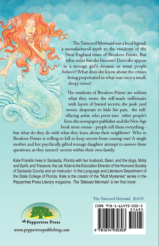 The Tattooed Mermaid: Kate Franklin, David White: 9781614930303:  Amazon: Books