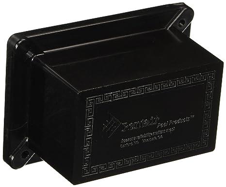 amazon com pentair 78310500 1 2 inch black junction box port