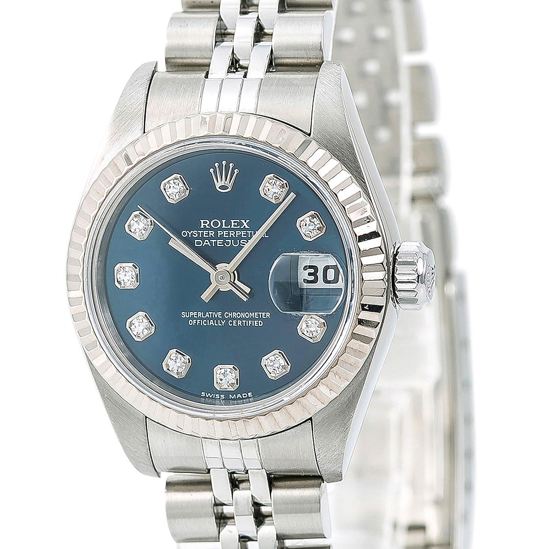 Rolex Datejust 79174 - Reloj de pulsera automático para mujer (certificado de autenticidad): Rolex: Amazon.es: Relojes