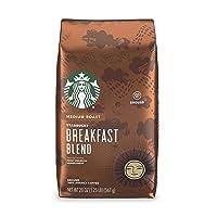 Deals on Starbucks Medium Roast Ground Coffee 20oz