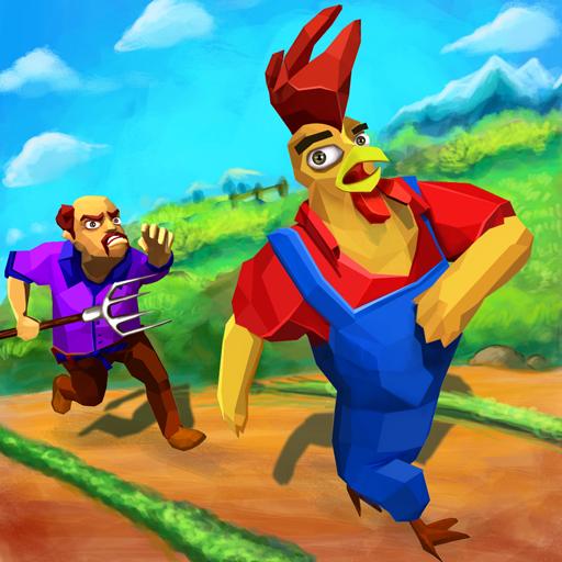 Ketchup Farms (Chicken Evil Farm Escape)