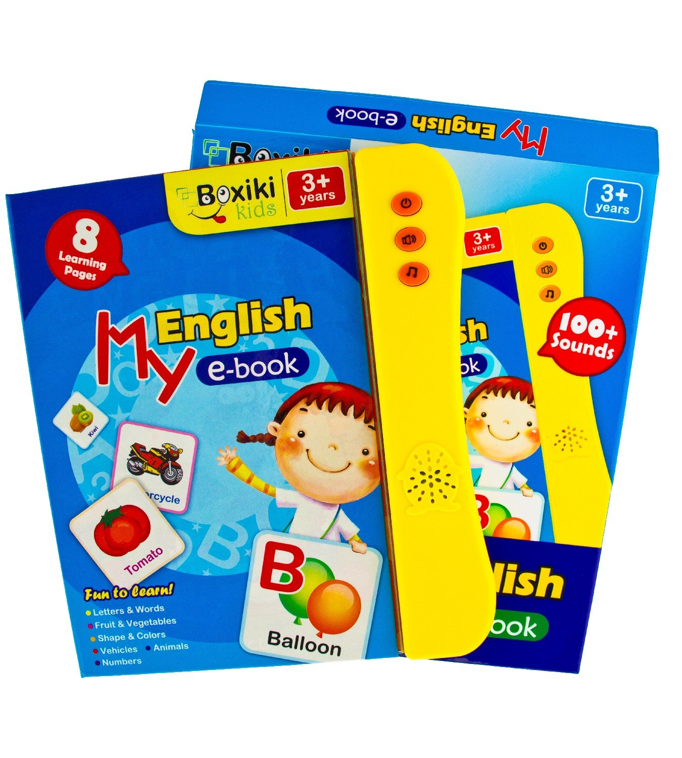 Abc sound book for children english letters words learning book abc sound book for children english letters words learning book fun educational toy expocarfo Image collections