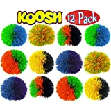 Koosh Balls Multi-Color Gift Set Bundle - 12 Pack