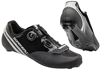 Louis Garneau - Men's Carbon LS-100 2 Bike Shoes, Black, ...