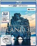 Faszination Insel - Island (SKY VISION) [3D Blu-ray + 2D Version]
