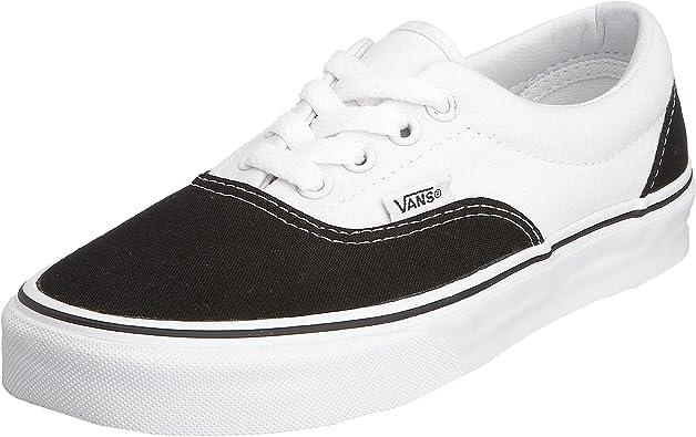 Vans Era, Chaussures de skate mixte adulte Bi colorenoir