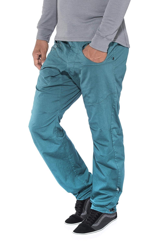 E9 Rondo Story Classic Pants Men Petrol 2018 Hose lang