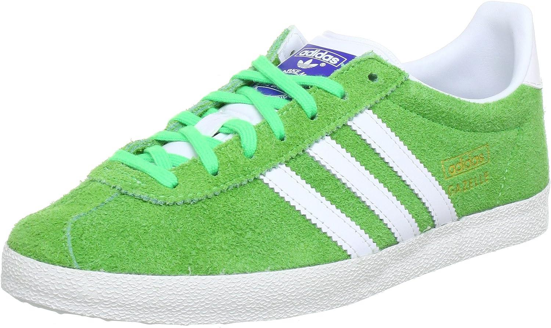 Amazon.com | Adidas Trainers Mens Gazelle Og Green 7 UK - 7, 5 US ...