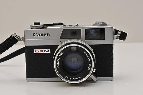 Amazon | Canon Canonet ql17 GI...