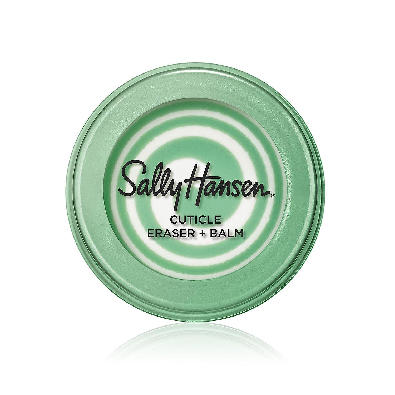Sally Hansen Treatment Salon Manicure Cuticle Eraser Plus Balm, 3224, 0.28 Fluid Ounce