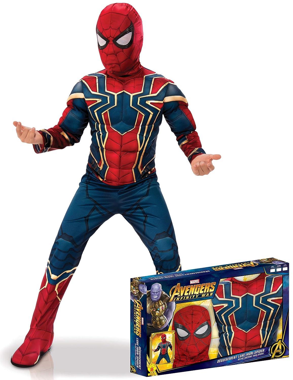 60% de descuento Generique - - - Disfraz de Lujo Iron Spider Infinity War niño 3 a 4 años (90 a 104 cm)  diseñador en linea