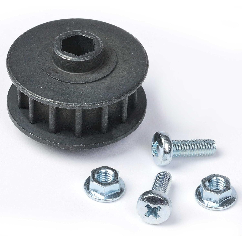 Genie 38416a Belt Drive Sprocket For Garage Door Opener