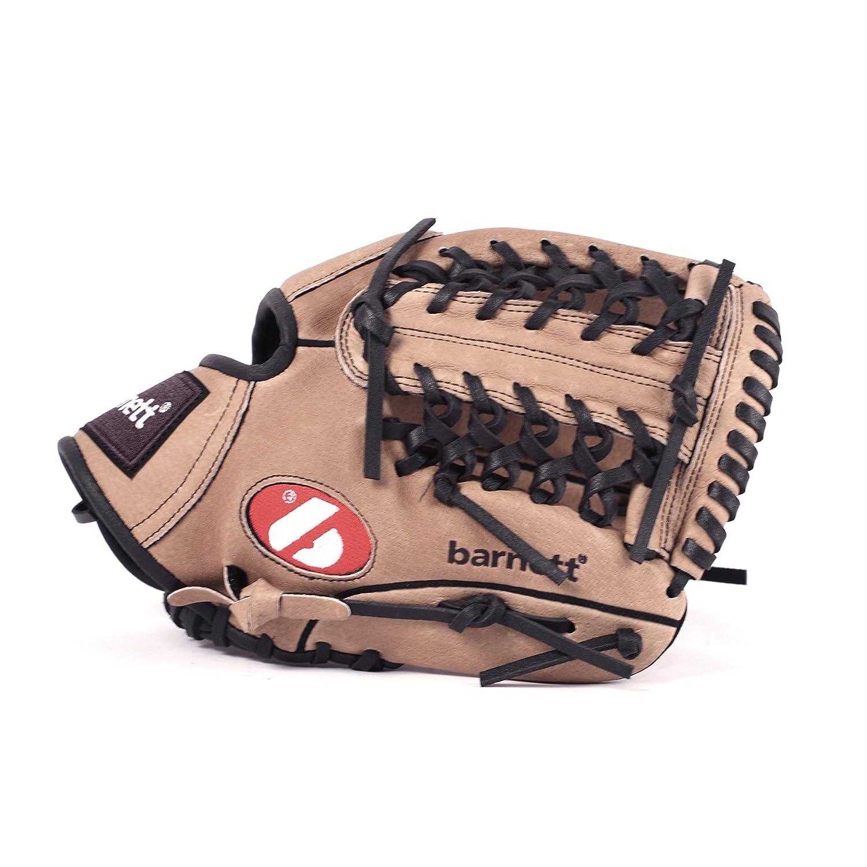 barnett Sl-110 guante de béisbol cuero infield/outfield 11, RH, marrón