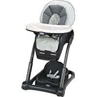 Graco Blossom 6-in-1 Convertible High Chair Seating System, McKinley