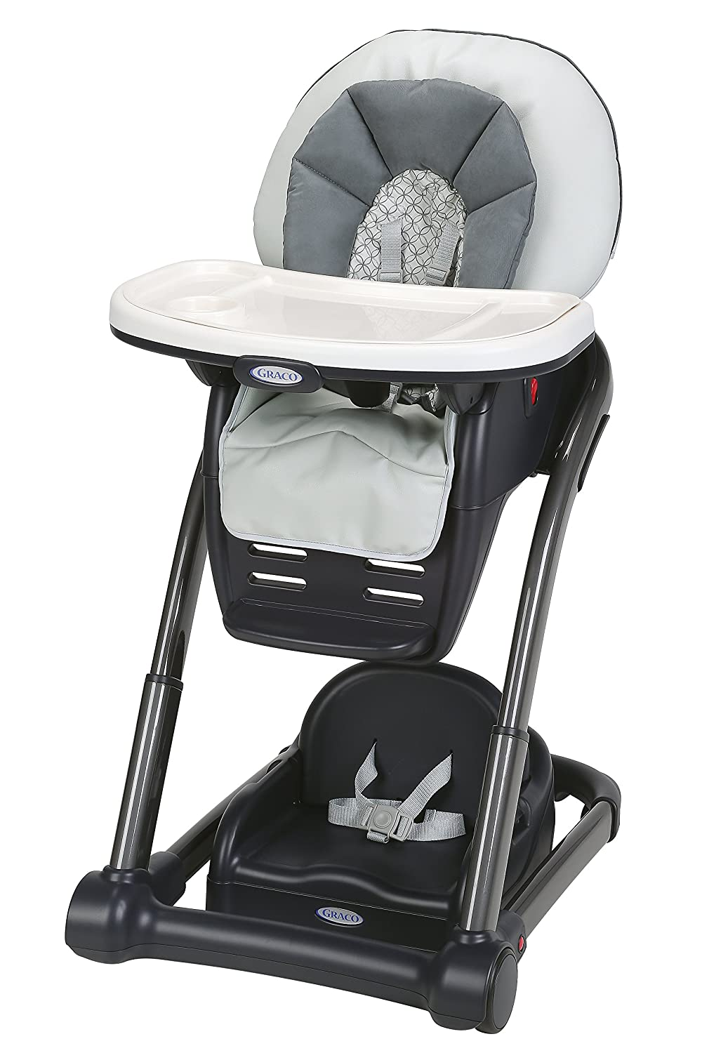 Brilliant Graco Blossom 6 In 1 Convertible High Chair Seating System Mckinley Alphanode Cool Chair Designs And Ideas Alphanodeonline