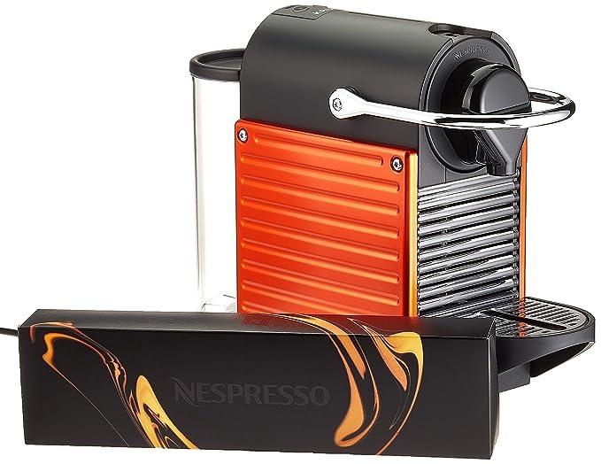 Nespresso Krups Pixie XN3006 - Cafetera monodosis de ...