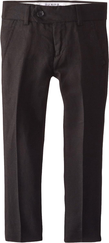 Isaac Mizrahi Little Boys Solid Linen Pant