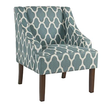 Fabulous Amazon Com Benjara Blue And White Bm194151 Wooden Accent Gamerscity Chair Design For Home Gamerscityorg