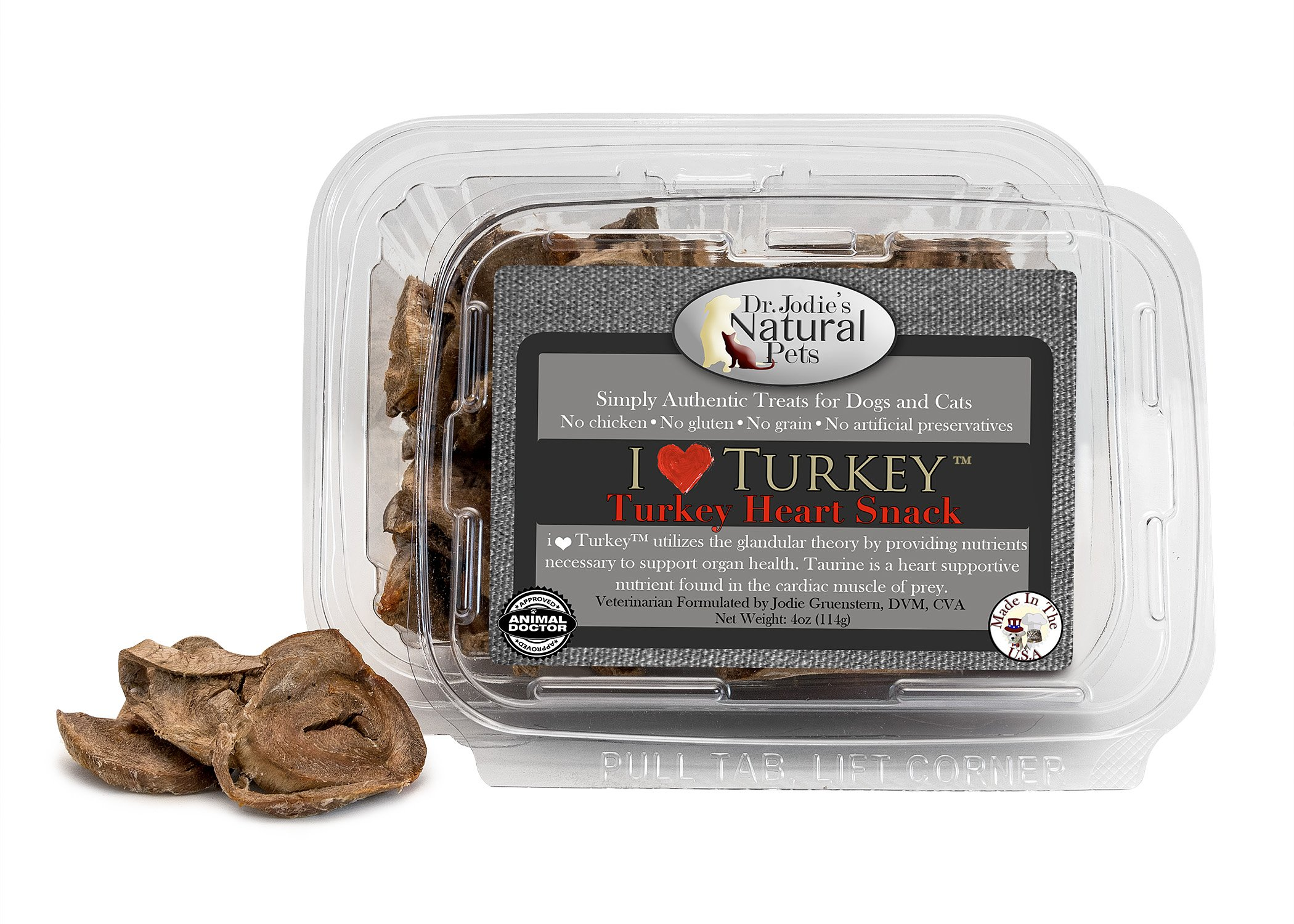 Dr. Jodie's Natural Pets i Heart Turkey