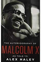 The Autobiography of Malcolm X Library Binding