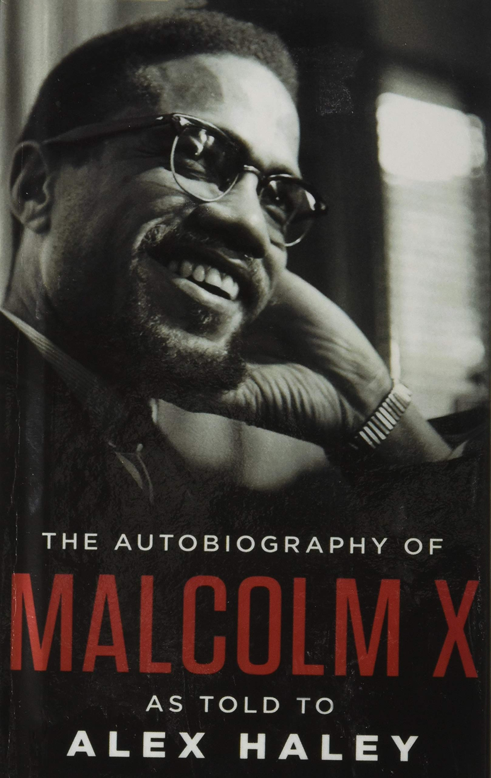 Image result for The Autobiography of Malcolm X by Malcolm X