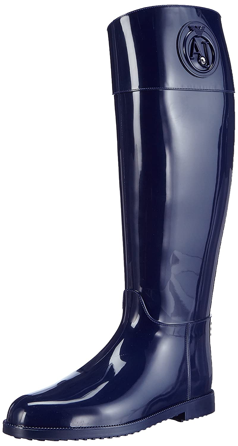Armani Jeans Women's AJ Tall Rain Boot AJ TALL RAINBOOT