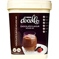NESTLÉ DOCELLO Chocolate Flavour Mousse Mix, 1.9kg