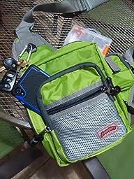 Holiday sale madbite slingback fishing for Fishing backpack amazon