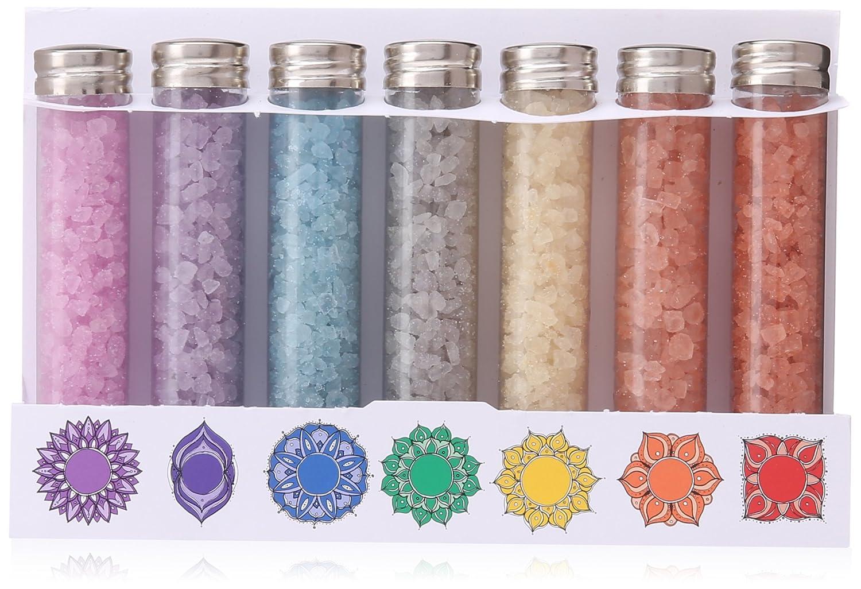 Indigo Wild Chakra Shea Butter Bath Salt Gift Set 1 Count