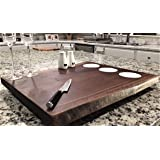 Amazon com | Handmade Reclaimed Granite Heart Cheesboard